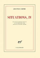 Situations (Tome 4-Avril 1950 - avril 1953)
