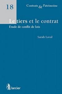 Le Tiers et le contrat