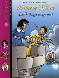 Princesse Zélina, Tome 13 : Les Vikings attaquent !