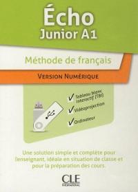 Echo Junior Niveau 1 - Ressources Numériques pour Tbi Sur Cle Usb