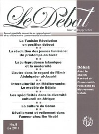 Débat N°8 (Le) : Révolution des jeunes tunisiens (La) - Un Printemps en hiver