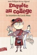 Enquête au collège, 5:Le mystère du Loch Ness [Poche]