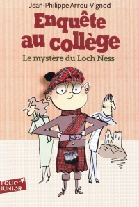 Enquête au collège, 5:Le mystère du Loch Ness
