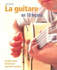 La guitare en 10 leçons