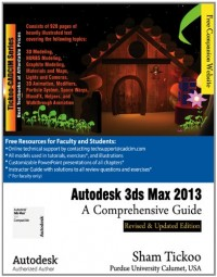 Autodesk 3ds Max 2013: A Comprehensive Guide