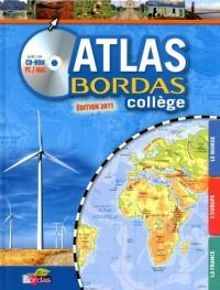 ATLAS BORDAS COLLEGE + CD-ROM - VERSION GRAND PUBLIC