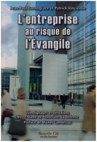 L'entreprise au risque de l'Evangile : Témoignages et réflexions, Notre-Dame de Pentecôte, La Défense
