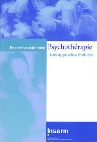 Psychothérapie : Trois approches évaluées