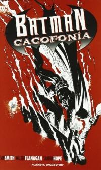 BATMAN CACOFONIA