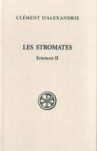 Les Stromates : Stromate II