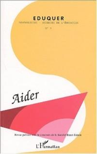 Eduquer N° 3 quatrième trimestre 2002 : Aider