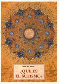 ¿que es el sufismo?