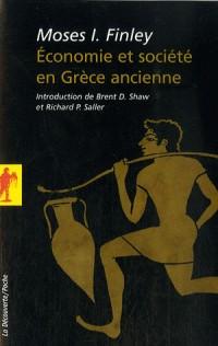Economie et  société en Grèce ancienne