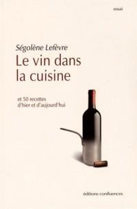 Le vin dans la cuisine