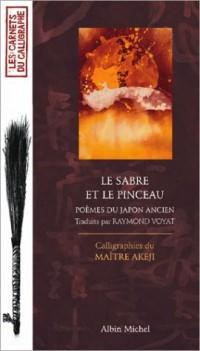 Le Sabre et le Pinceau : Poèmes du Japon ancien