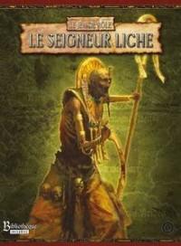 la Bibliothèque Interdite - Warhammer JDR - Le Seigneur Liche
