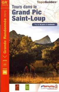 Tours dans le Grand Pic Saint-Loup
