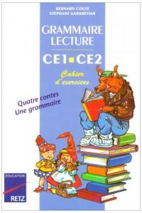 Grammaire Lecture CE1 CE2