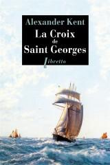 La croix de Saint-Georges : Une enquête de Richard et Adam Bolitho [Poche]