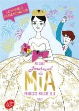 Journal de Mia, princesse malgré elle - Tome 11: Le mariage d'une princesse [Poche]