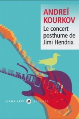 Le concert posthume de Jimi Hendrix [Poche]