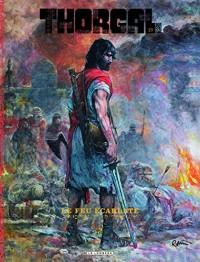 Thorgal - tome 35 - Le feu écarlate édition prestige