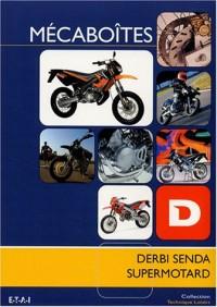 Derbi Senda Supermotard