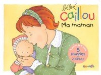 Ma maman : Livre-puzzle