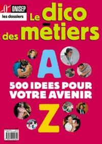 Le dico des métiers, édition 2003