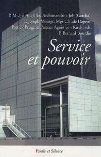 Service et pouvoir
