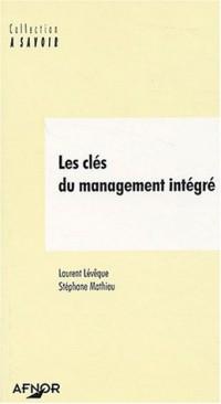 Les clés du management intégré