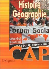 Histoire Géographie CAP