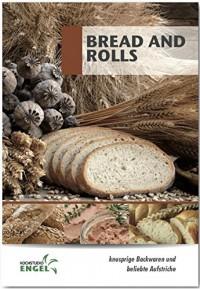 Pain et petits pains croustillants et délicieux: produits de boulangerie spreads