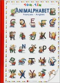 Animalphabet (livre en anglais et français)