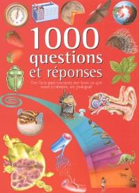 1000 questions et réponses