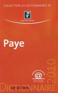 Paye 2010