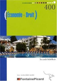 Economie-Droit 2e Hôtellerie