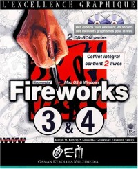 Fireworks 3 et 4 (+ CD ROM)