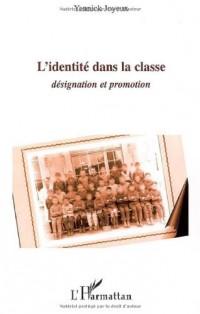 L'identité dans la classe