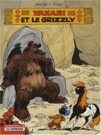 Yakari, Tome 5 : Yakari et le grizzli