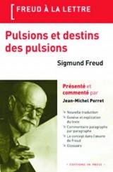 Pulsions et destins des pulsions
