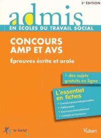 Concours aide médico psychologique auxiliaire vie AMP AVS
