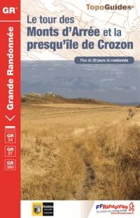 Monts Arrée et presqu'île de Crozon
