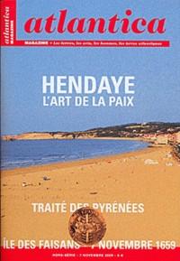 Hendaye, l'Art de la Paix