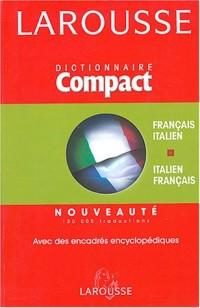 Larousse Compact : Français-Italien / Italien-Français