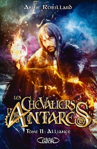 Les Chevaliers d'Antares - Tome 11