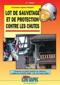 Livre : Lot de sauvetage et de protection contre les chutes