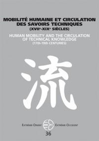 Mobilite Humaine et Circulation des Savoirs Techniques