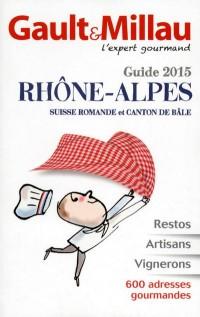 Guide Rhône-Alpes 2015