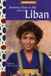 Joumana, Omar et Alia vivent au Liban